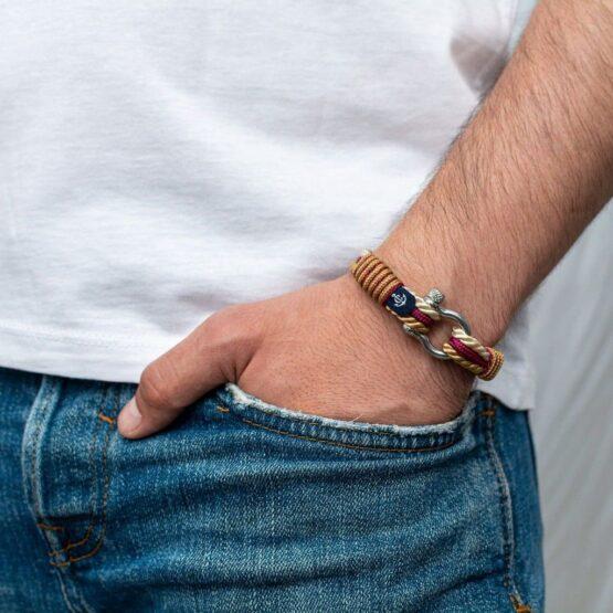 Морской браслет для женщин и мужчин — № 4059 фото 4