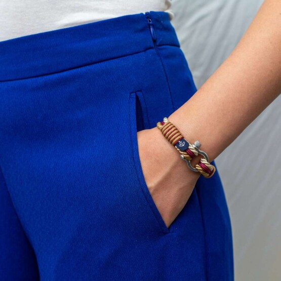 Морской браслет для женщин и мужчин — № 4059 фото 5