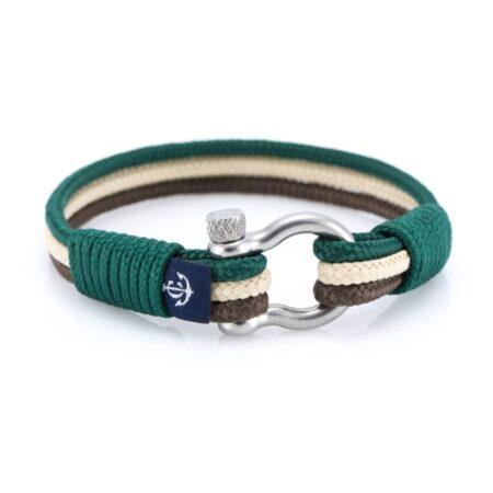 Комбинированный браслет для мужчин и женщин — № 5029