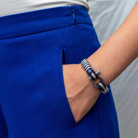 Морской браслет для мужчин и женщин — № 5074 фото 5