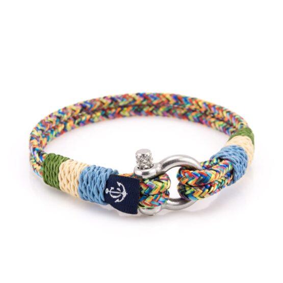 Комбинированный тонкий браслет для женщин — SLIM 816
