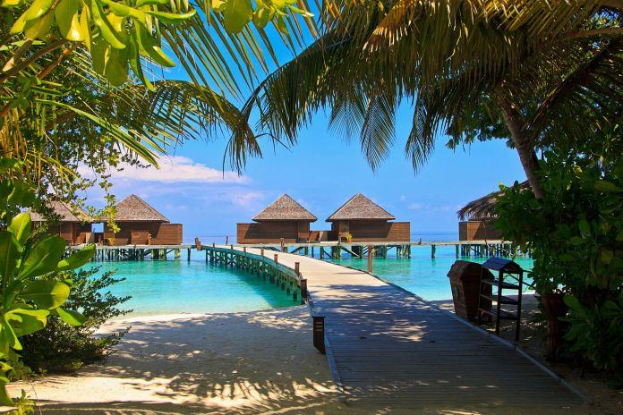 Veligandu Maldives - Топ-5 романтических парусных направлений для медового месяца в 2018 году