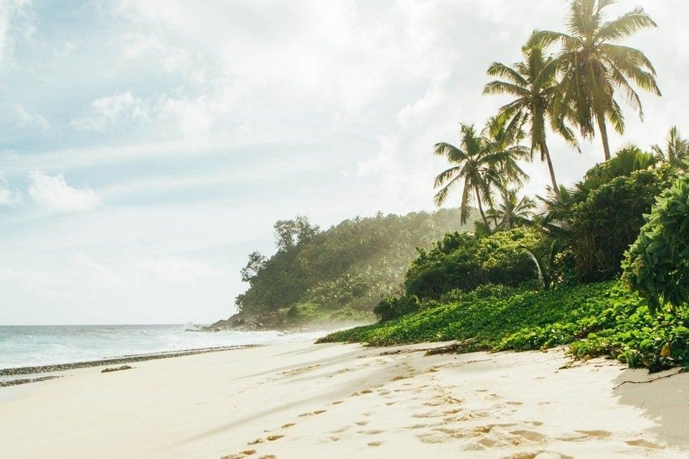 Парусный спорт на Сейшельских островах