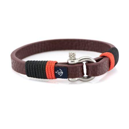 10001 z 900x900 450x450 - Кожаный браслет - Jack Tar #10001