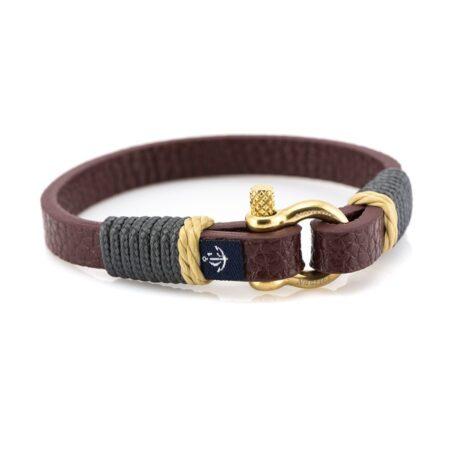 10003 z 900x900 450x450 - Кожаный браслет - Jack Tar #10003