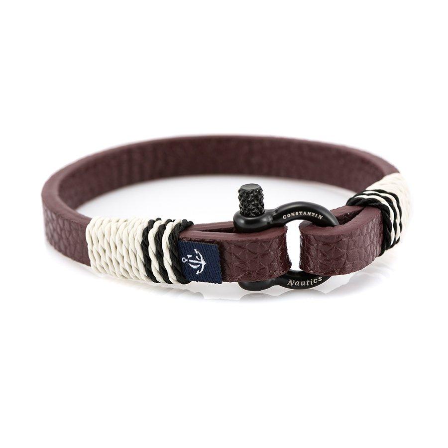 Кожаный браслет — Jack Tar #10005