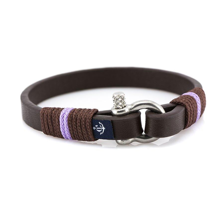 Кожаный браслет — Jack Tar #10007