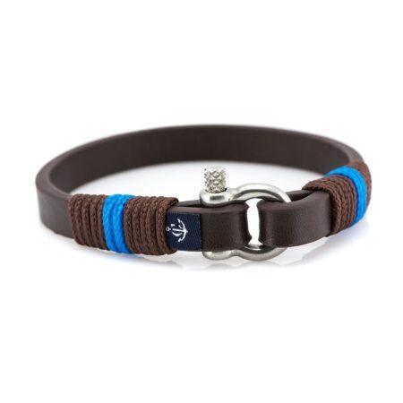 10008 z 900x900 450x450 - Кожаный браслет - Jack Tar #10008