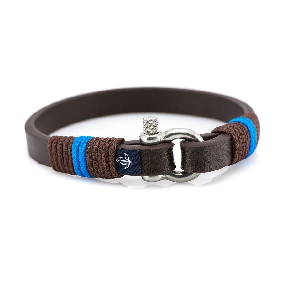 Кожаный браслет — Jack Tar #10008