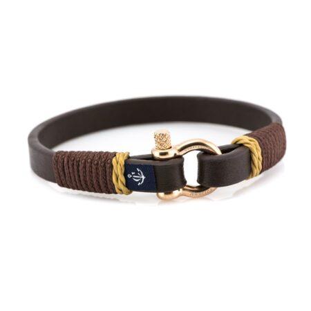 10010 z 900x900 450x450 - Кожаный браслет - Jack Tar #10010