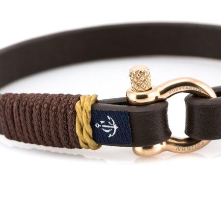 Кожаный браслет — Jack Tar #10010