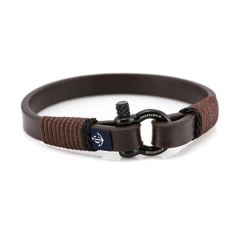 Кожаный браслет — Jack Tar #10011