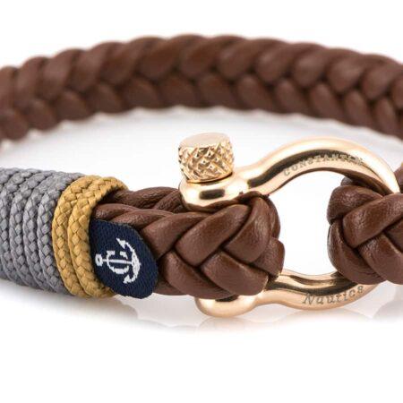 10021 z2 900x900 450x450 - Кожаный браслет - Jack Tar #10021