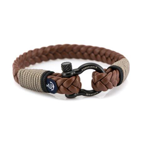 10023 z 900x900 450x450 - Кожаный браслет - Jack Tar #10023