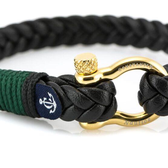 Кожаный браслет — Jack Tar #10026