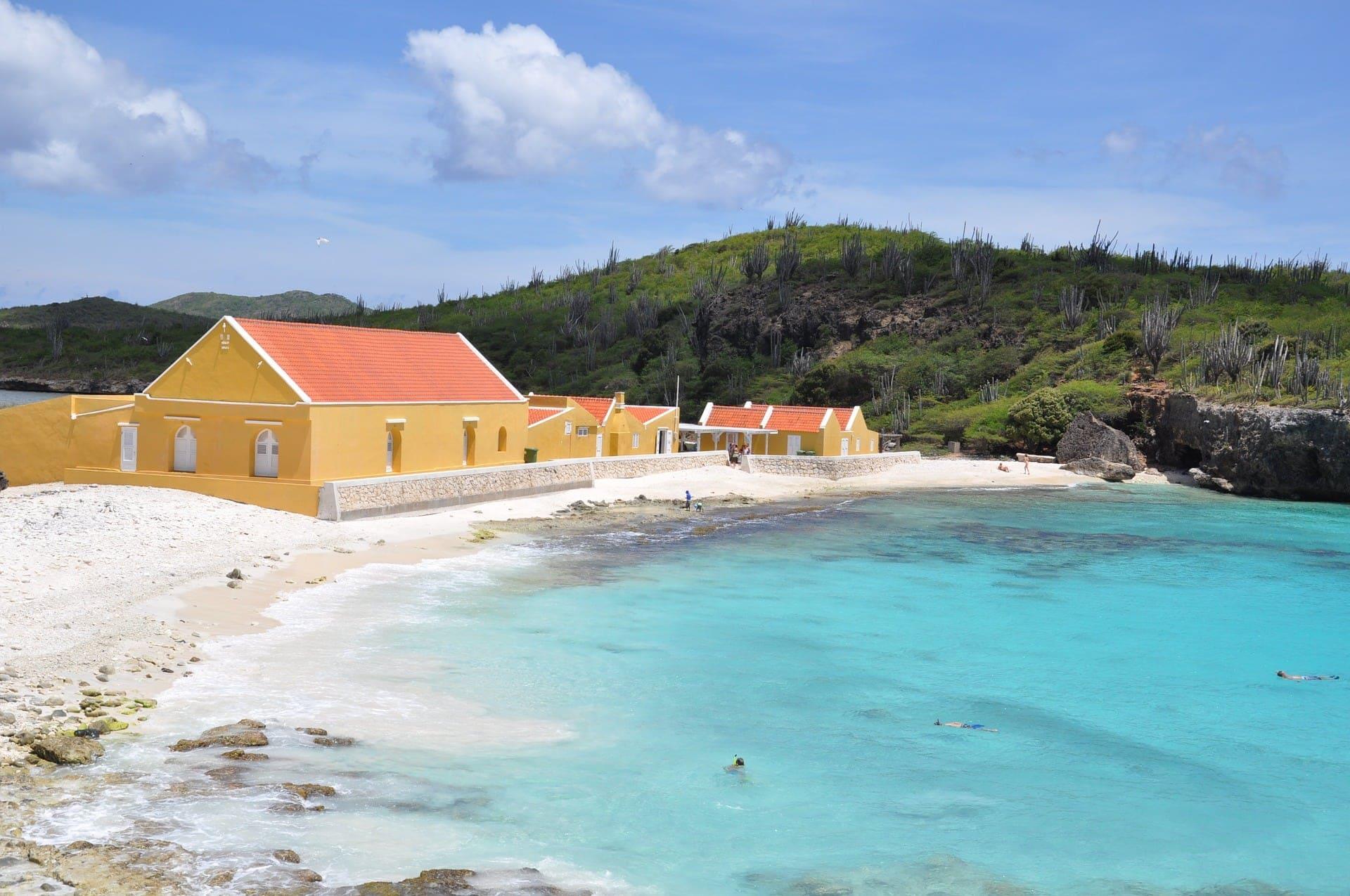 Красота крошечного карибского Бонейра
