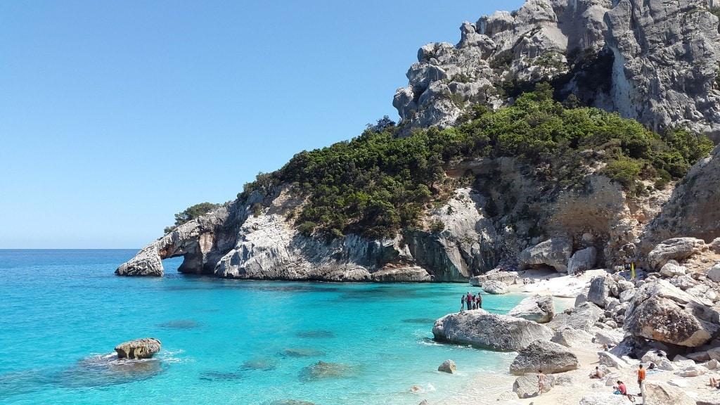 Сардиния — волшебство итальянских пляжей
