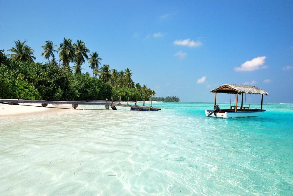Дайвинг - Мальдивские острова