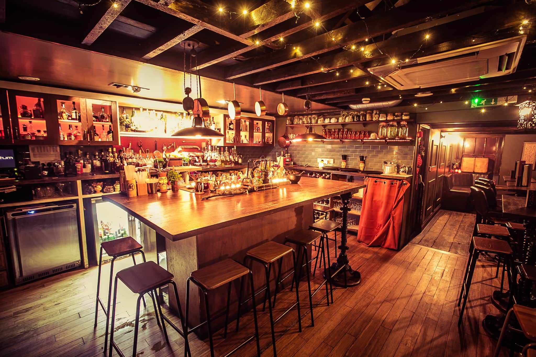 Новые бары Лондона, которые стоит посетить