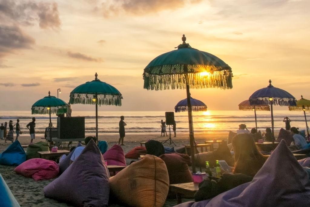 Пляжные курорты Бали