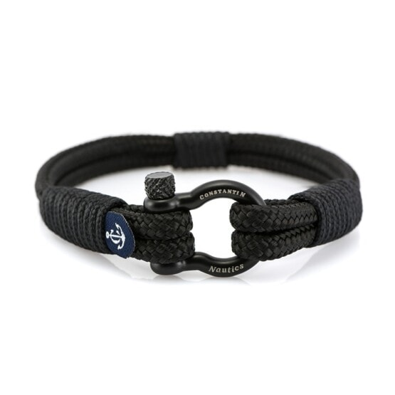 Черный морской браслет для мужчин и женщин — SUNRISE 4092