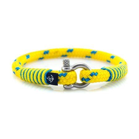 Тонкий Жёлтый браслет для женщин — CORSAIR SLIM 878