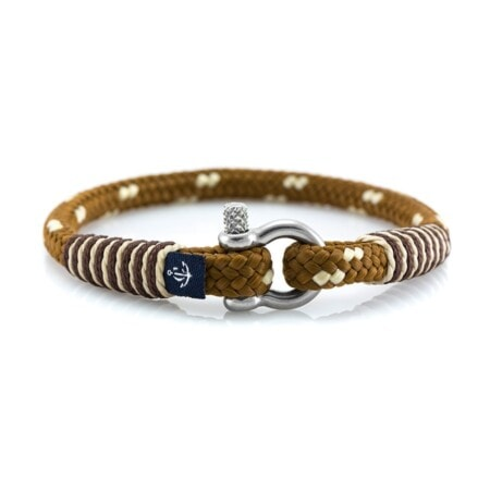 Тонкий Светло-коричневый браслет для мужчин и женщин — CORSAIR SLIM 879