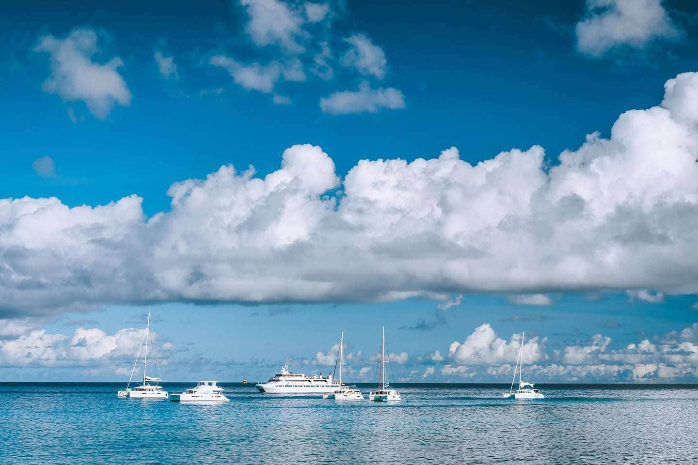 Незабываемый яхтинг на Сейшелах