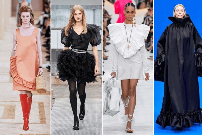 6 модных тенденций предыдущих десятилетий, которые возвращаются в 2020 году