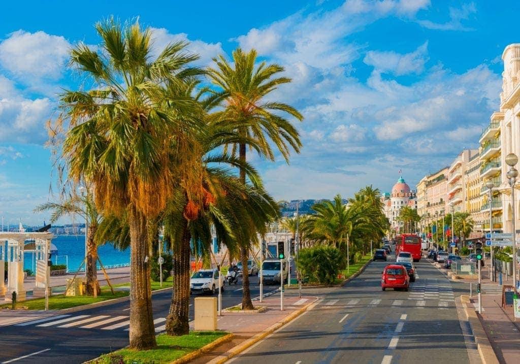 Ницца – столица французской Ривьеры