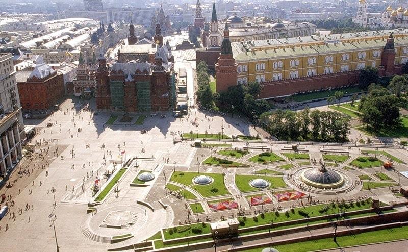 7 мест, которые вы обязаны посетить в Москве