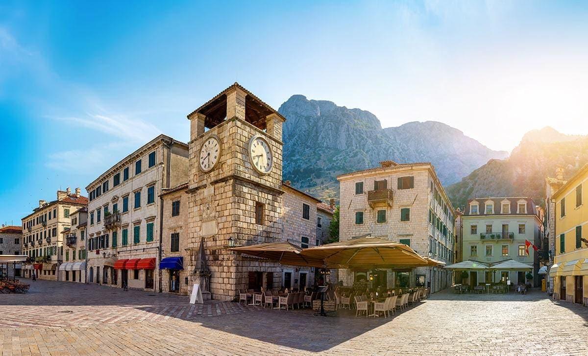 Аренда виллы в Черногории во время отпуска