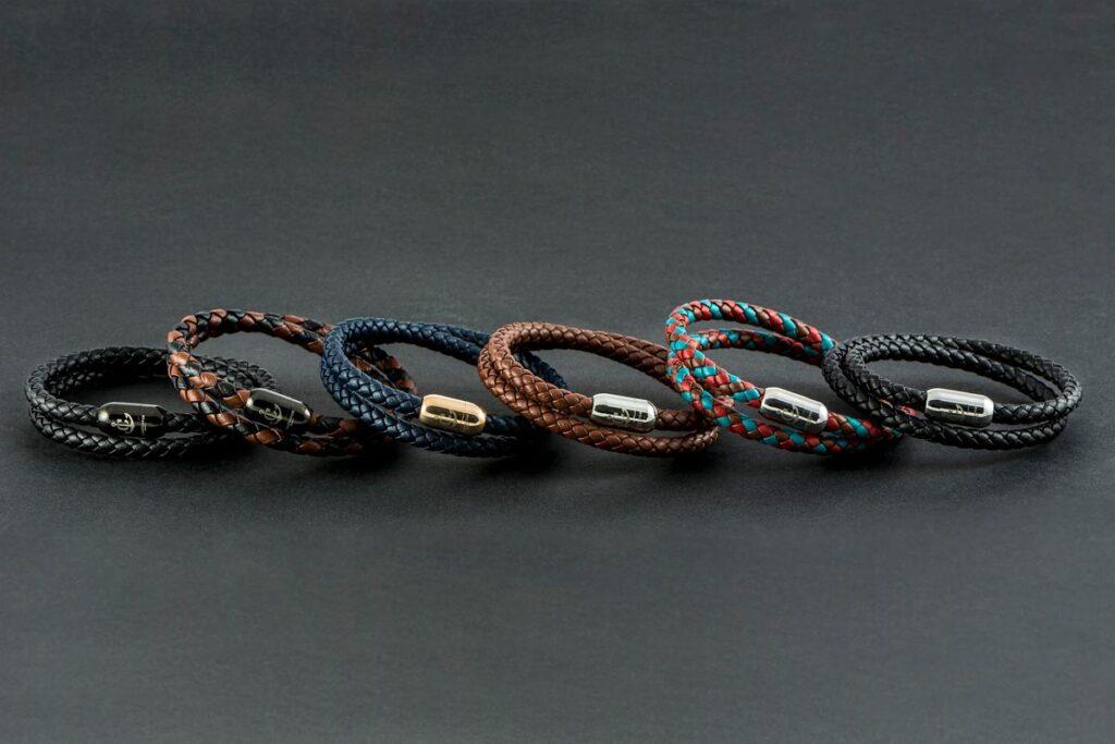 Кожаные браслеты для мужчин: как выбрать и носить, чтобы выглядеть круто