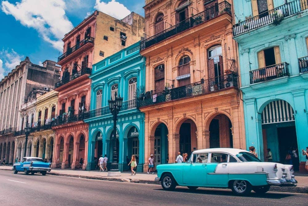 Отдых на Кубе