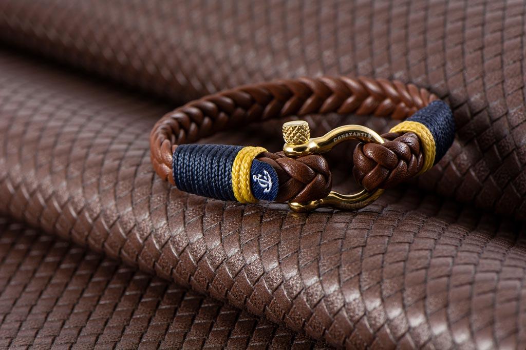 Мужские и женские морские браслеты