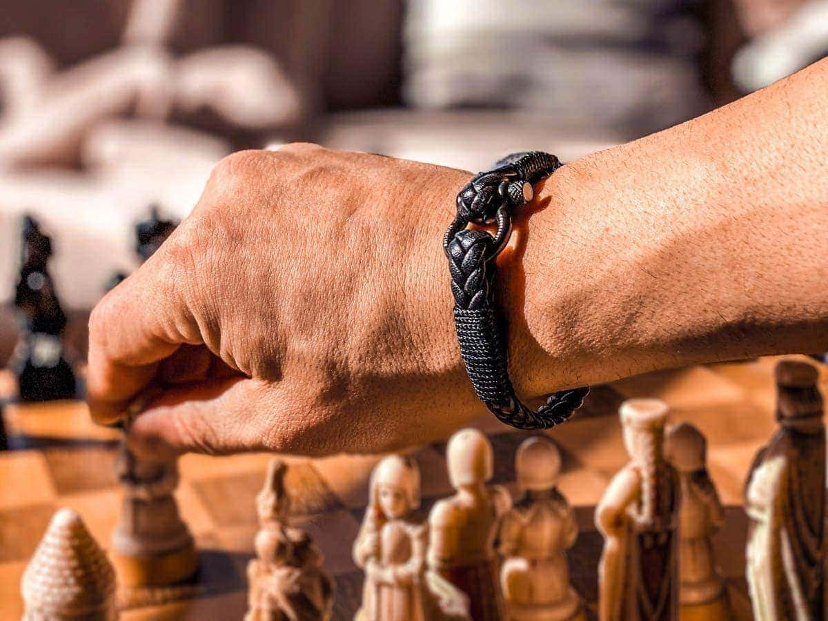 Мужские браслеты на руку – возрождение популярности!