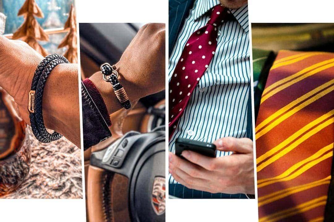 2 вида «классических» подарков для мужчин, желающих подчеркнуть свой стиль
