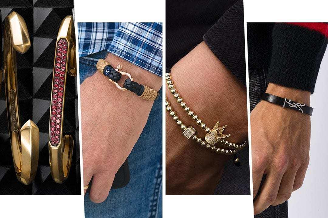 Вещь с историей: Мужские браслеты