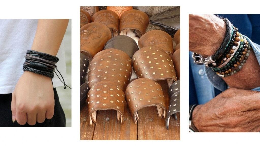 Вещь с историей: Мужские браслеты фото 3