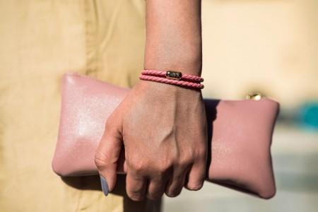 В тренде: Кожаные браслеты фото 2