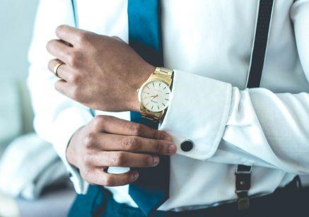 7 идей ювелирных подарков для мужчин