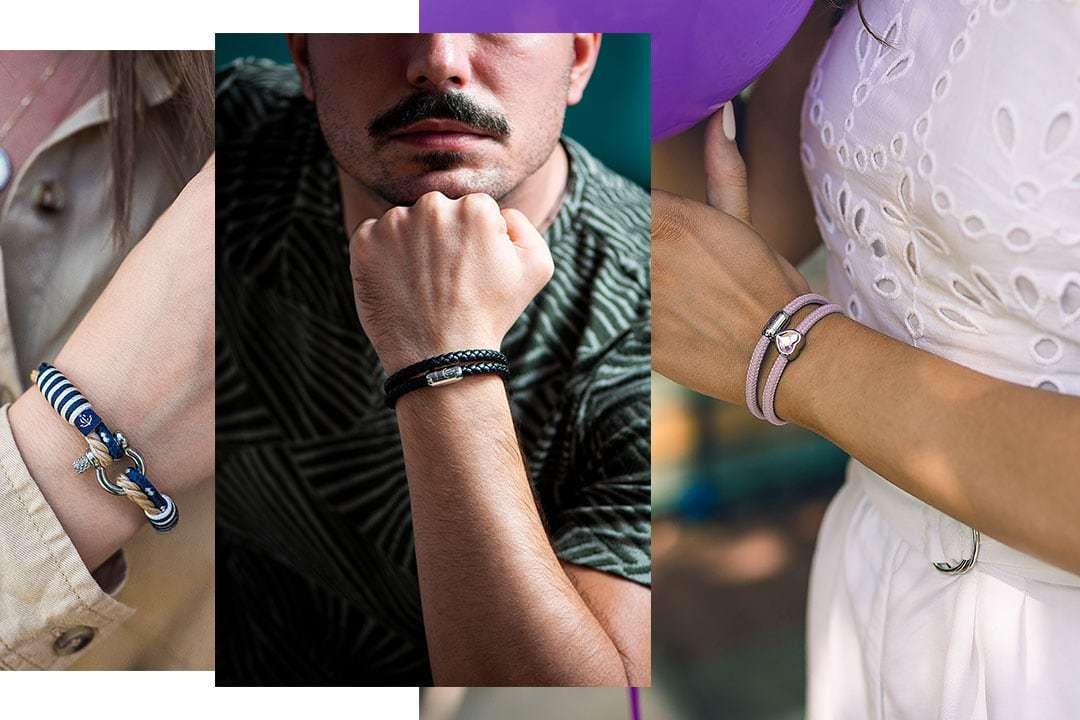 Советы по ношению браслетов