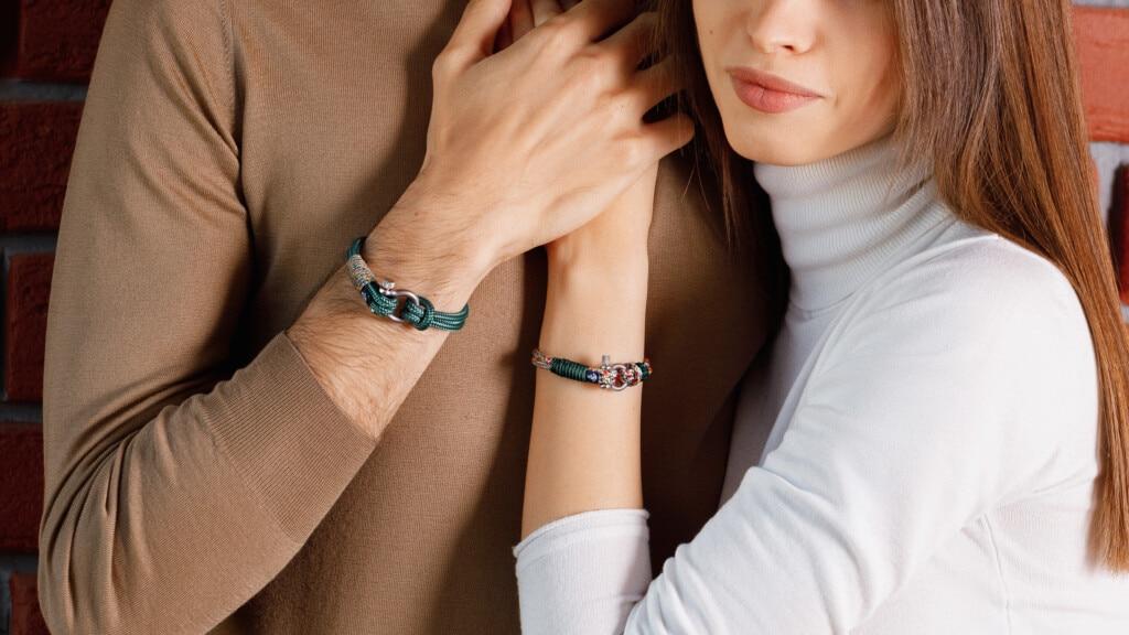 Раз и навсегда: парные браслеты вместо колец