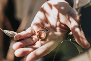 Не тот палец: где носить кольца?